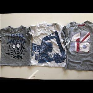 Carters, Joe Fresh, & Ben Sherman T-Shirts